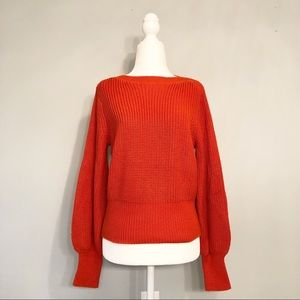 H&M Bell Sleeve Sweater